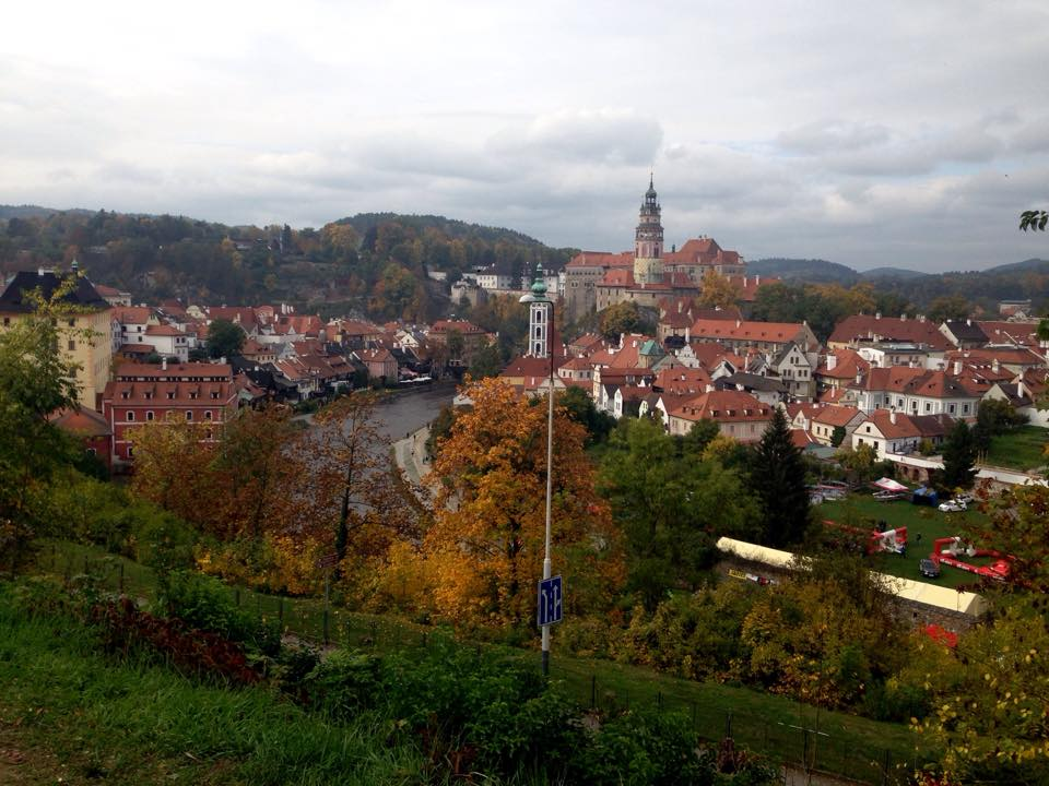 Beautiful Day Trip from Prague: Cesky Krumlov