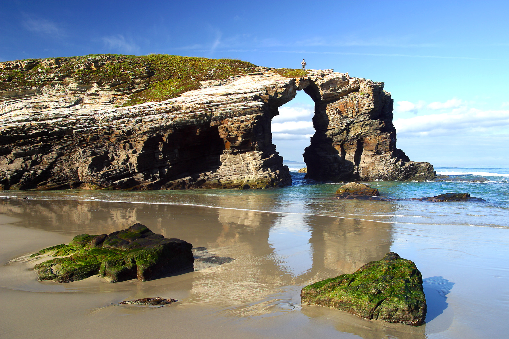 Visiting the Northern Coast & Cathedral Beach in Galicia