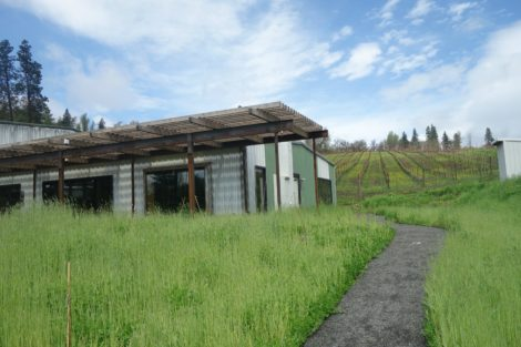 Hiyu Wine Farm Hood River