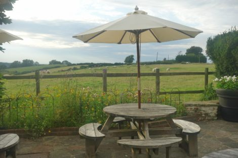 Botley Hill Farm to Table Restaurant in Surrey