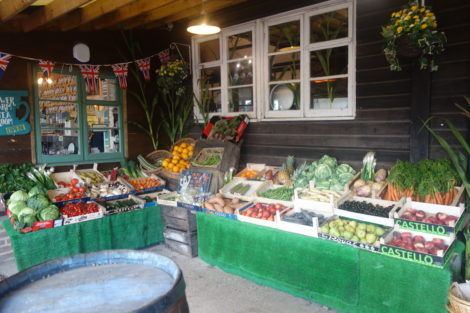 Surrey, England: Eating Farm to Table and Living Like a Local